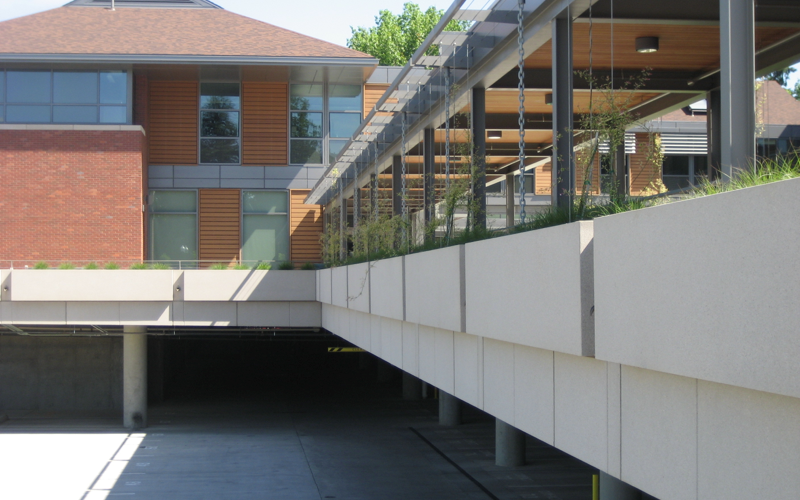 U Of O College Of Education Building Michaels Precast