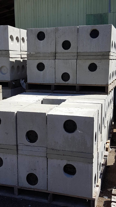 Tank Accessories - Michaels Precast Concrete